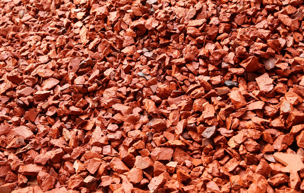 red aggregates