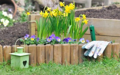 Top Benefits of Garden Fencing