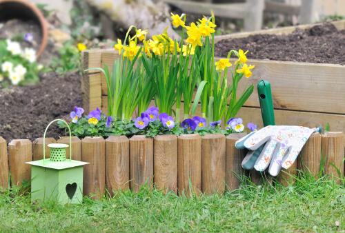 Top Benefits of Garden Fencing